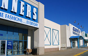 Bayers Lake Business Park stores