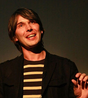 Professor Brian Cox, speaking at the Royal Ins...