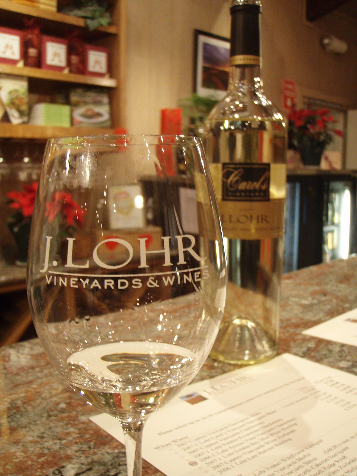 J Lohr Vineyards And Wines Wikipedia