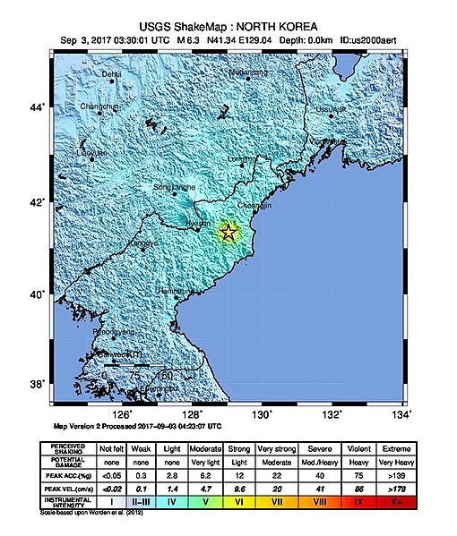 File:M 6.3 Explosion - 22km ENE of Sungjibaegam, North ...