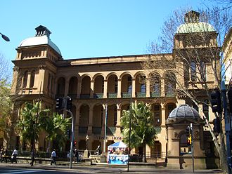 Sydney Eye Hospital - Credit: Wikipedia