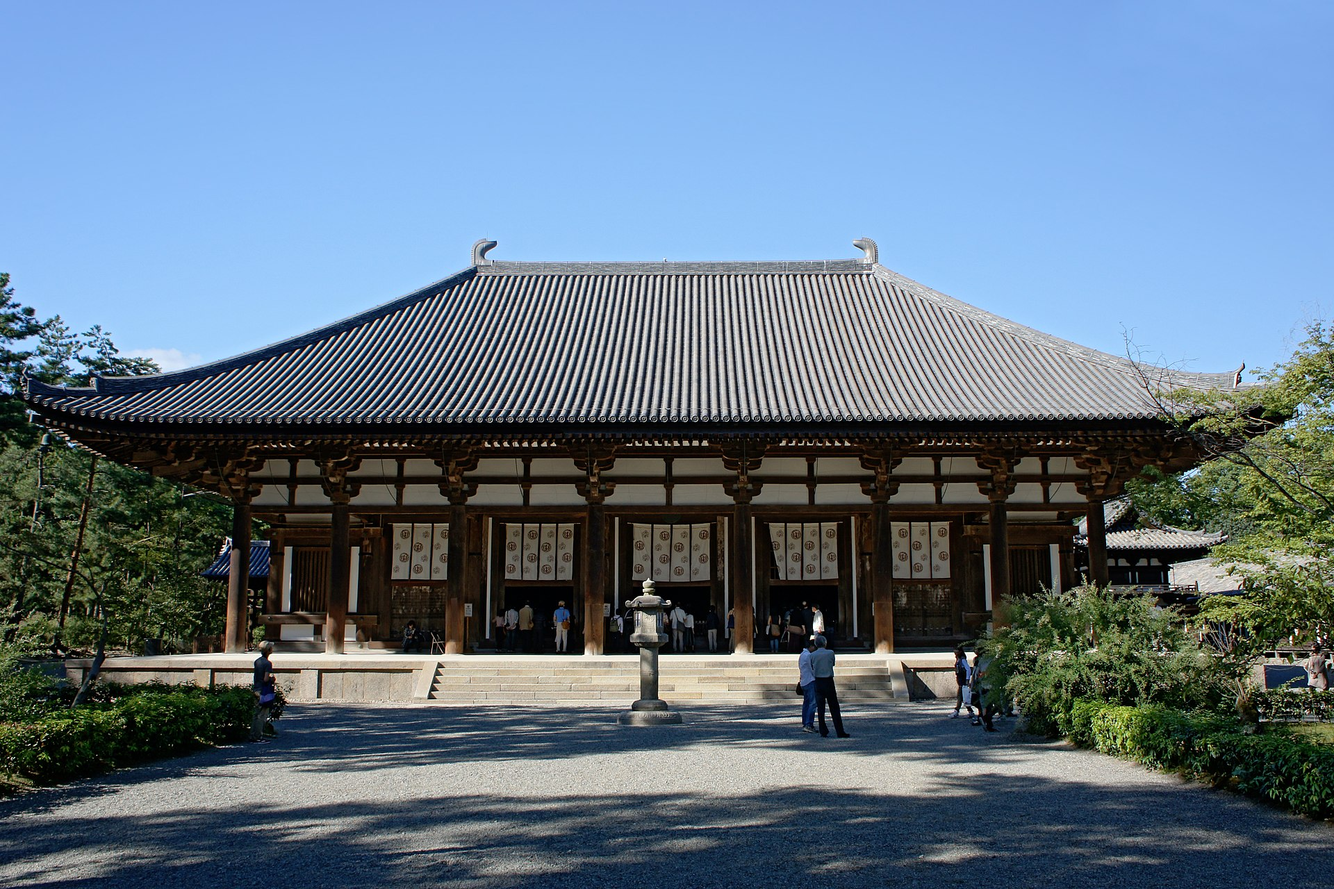 唐招提寺 - Wikipedia