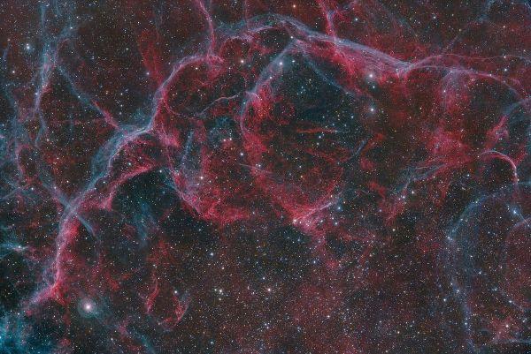 Vela Supernova Remnant - Wikipedia