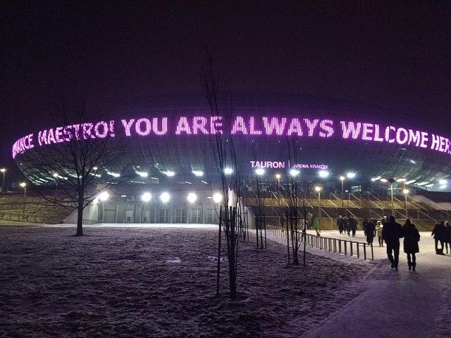 Tauron Arena (fot. Marek Slusarczyk)