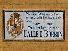bourbon street wikipedia