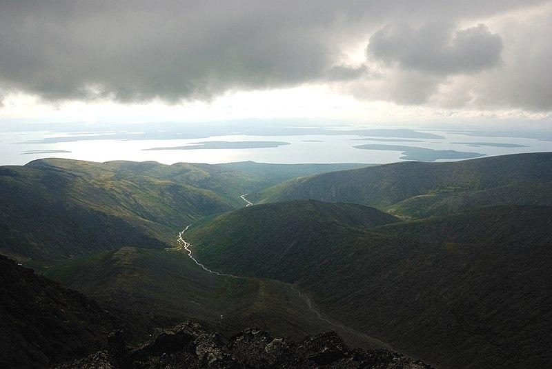 File:Chibini massif and lake imandra.jpg