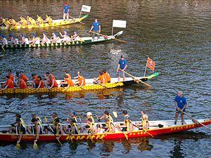 Dragon boat race0476