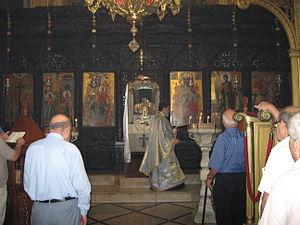 Greek Orthodox Church of the Annunciation, Naz...