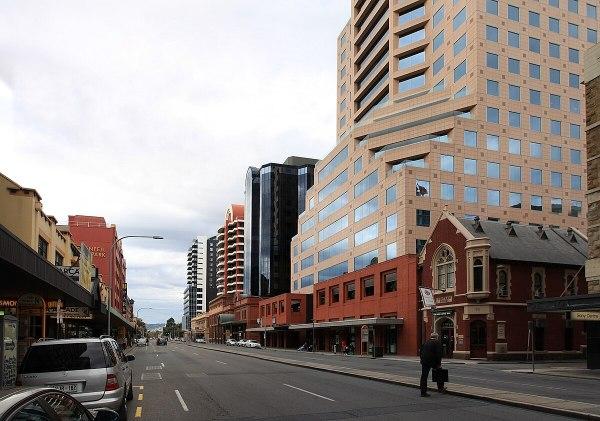 Grenfell Street, Adelaide - Wikipedia