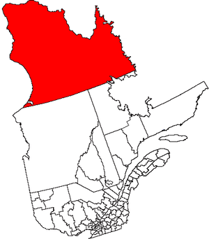 Territory of the Kativik Regional Government, ...