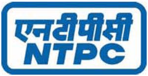 English: Logo of National Thermal Power Corpor...
