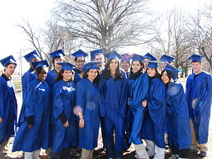 English: Class of '08
