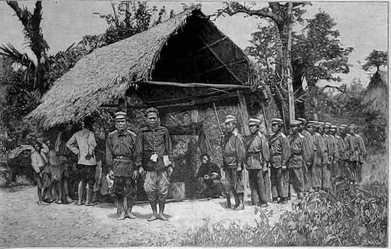 File:Siamese Army in Laos 1893.jpg