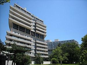 Watergate Complex in Washington, D.C.