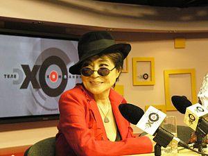 Yoko Ono 4 - Echo of Moscow