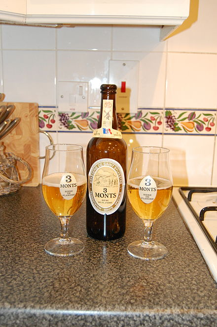 Belgian Farmhouse Ale