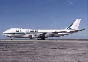 Air France Boeing 747-100
