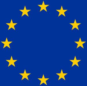 EU symbol 1 2