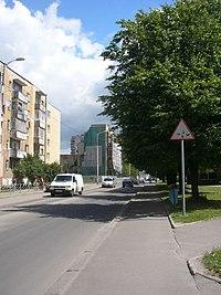 Улица Фрунзе (Калининград) — Википедия