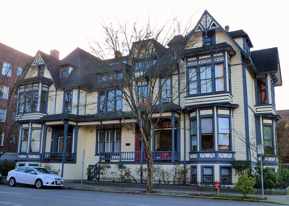 George H Williams Townhouses Wikipedia