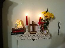 Awesome Home Altar Designs Ideas Decoration Design Ibmeye Com