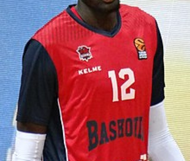 Ilimane Diop Fenerbahce Mens Basketball Vs Saski Baskonia Euroleague  Jpg