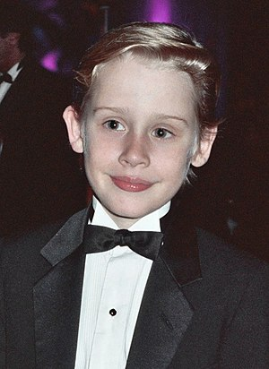Macaulay Culkin at the Governor's Ball after t...
