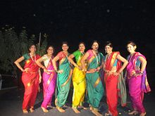 Traditional Maharashtrian dresses