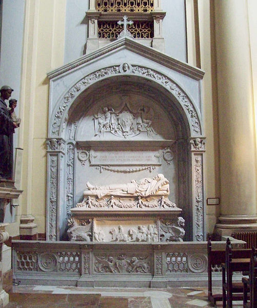 Archivo:Mausoleo de Leopoldo O'Donnell (Madrid) 02.jpg