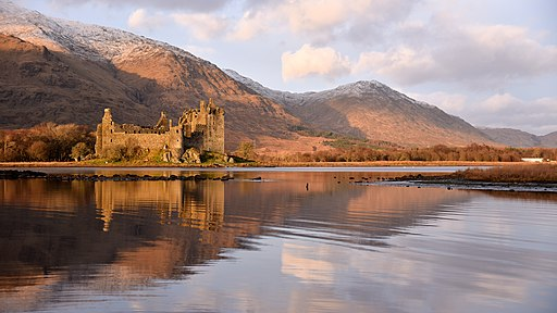 Reflections on Loch Awe