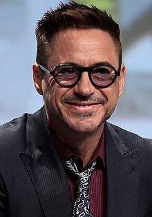 Robert Downey Jr Filmography