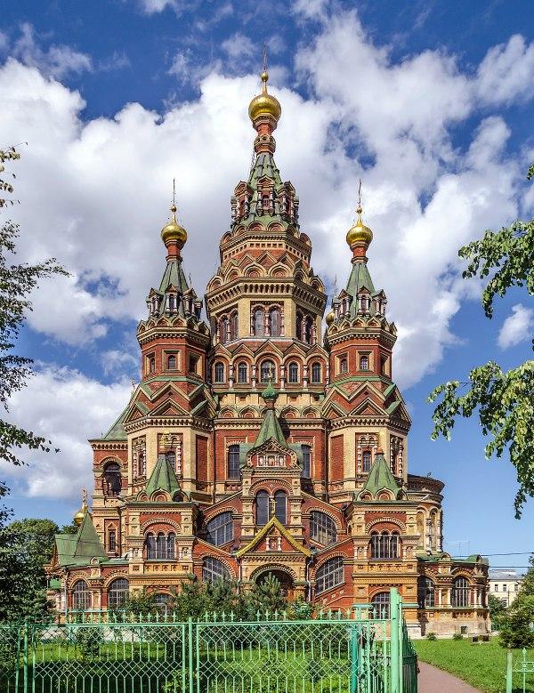 Собор Петра и Павла (Петергоф) — Википедия