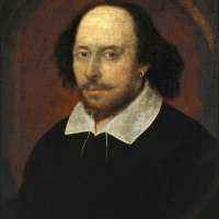 """Chandos Portrait of William Shakespeare"" by John Taylor"