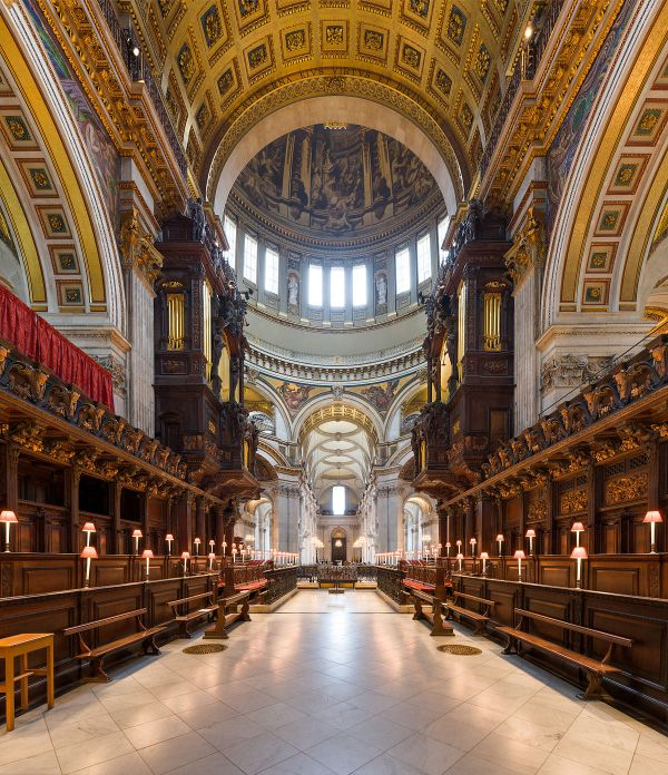 Magnificat and Nunc dimittis for St Paul's Cathedral ...