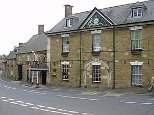 The Ilchester Arms, Abbotsbury