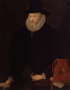 Thomas Egerton, 1st Viscount Brackley, by unkn...