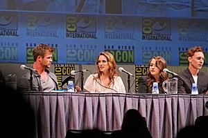 Thor panel from the 2010 San Deigo Comic-Con I...