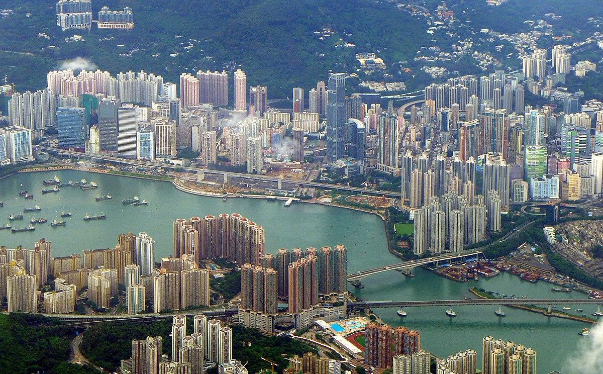 Tsuen Wan District - Wikidata