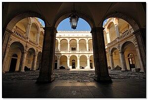 University's Palace at Catania, Sicily