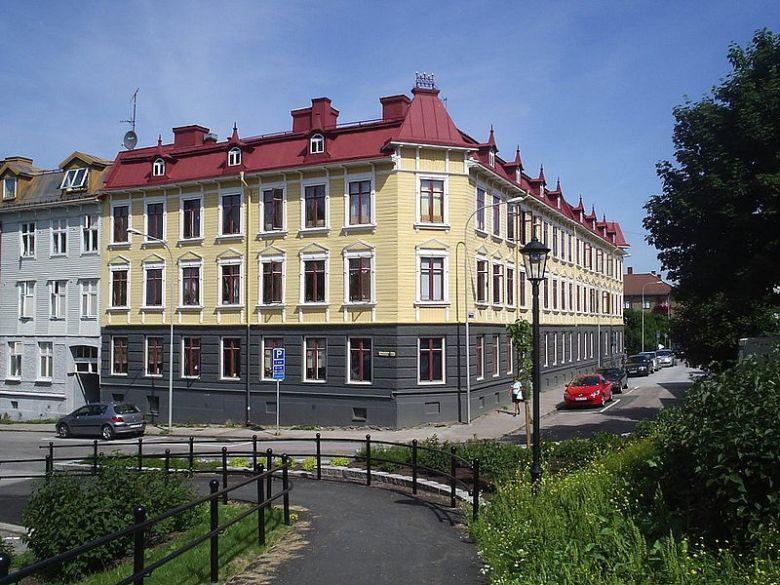 Landshövdingehus Vänersborg