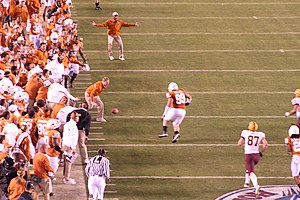 College football's 2007 Holiday Bowl: This pla...
