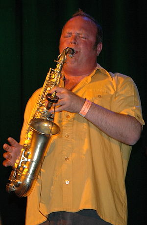 Amsterdam Klezmer Band saxophonist Job Chajes ...