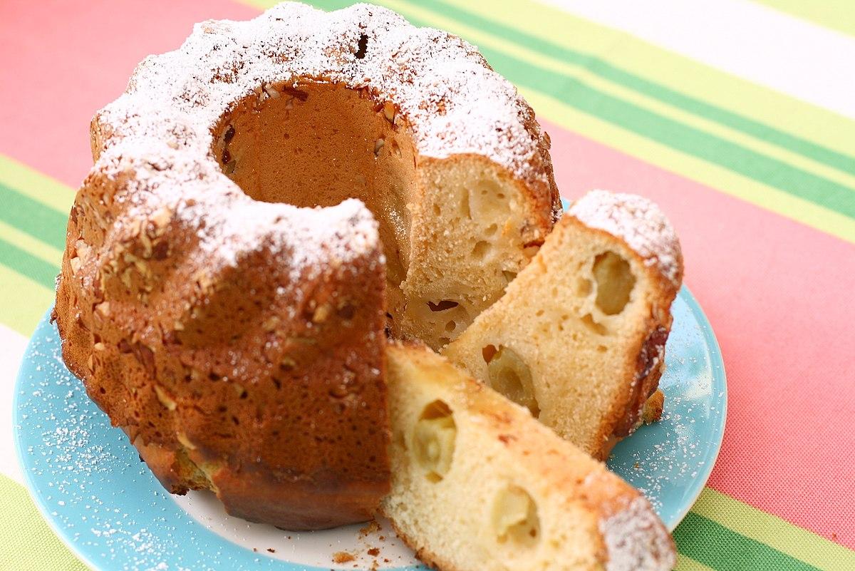 Bundt Cake Wikipedia