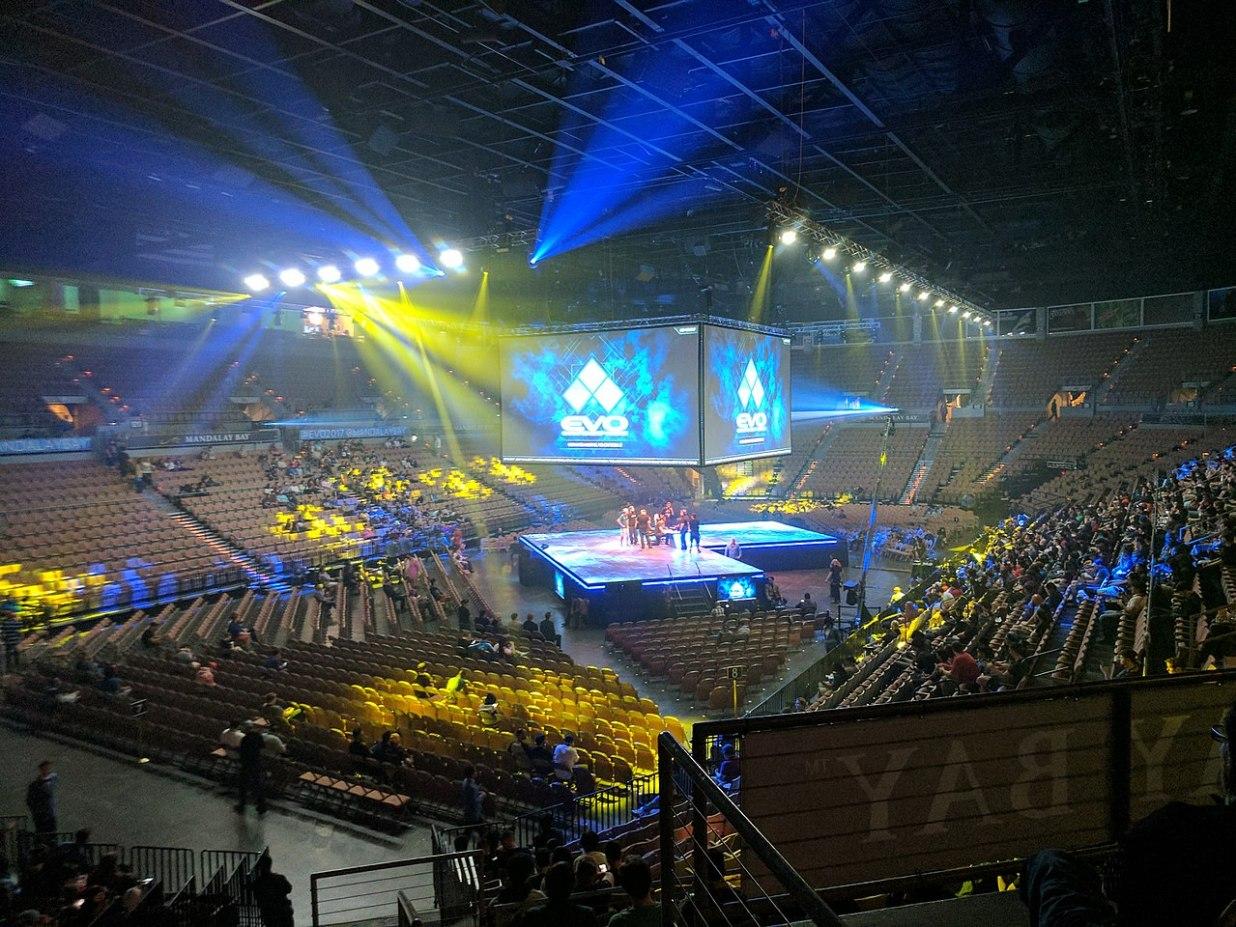 Evo 2017 at Mandalay Bay Events Center.jpg