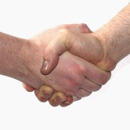 Handshake (Workshop Cologne '06)