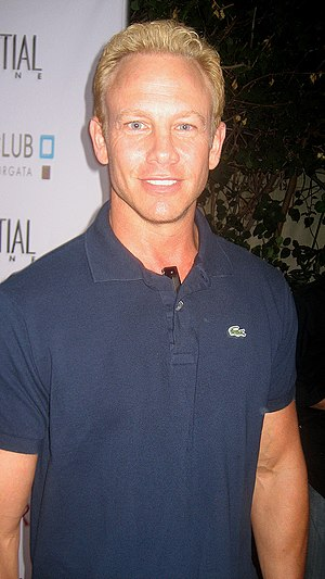 Ian Ziering, September 2008