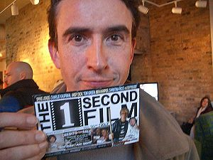 Steve Coogan holding a producer credit for The...