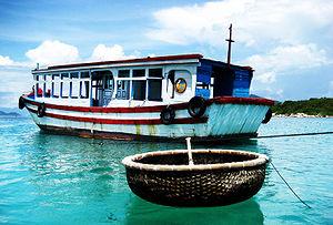 Tiếng Việt: Thuyền thúng