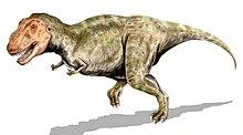 Tiranossauro.