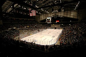 Allen County Memorial Coliseum, FORT WAYNE, ho...